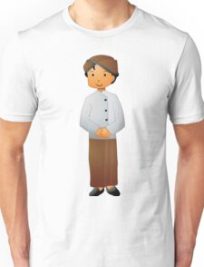 Traveler Kids - Traditional Dress Edition - Javanese Unisex T-Shirt