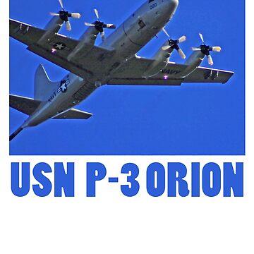 u.s. navy p3 orion t by dedmanshootn