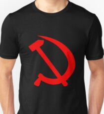Hammer And Sickle Unisex T-Shirt