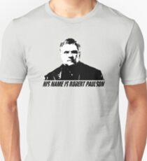 Fight Club His Name Is Robert Paulson T shirt T-Shirt