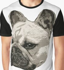 Frenchie - portrait Graphic T-Shirt