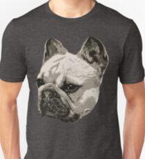 Frenchie - portrait Unisex T-Shirt