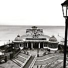Cromer Pier by Robert Steadman
