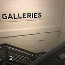 Galleries by Robert Steadman