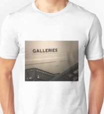 Galleries Unisex T-Shirt
