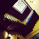 Stairs by Robert Steadman