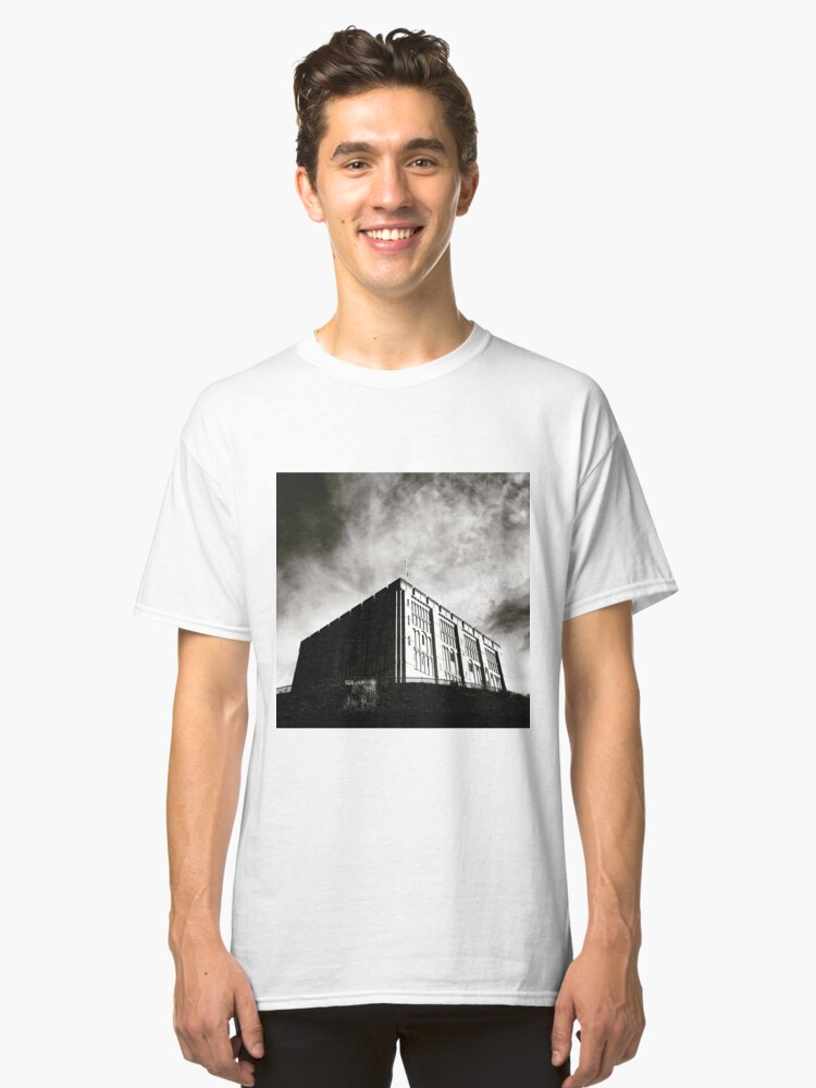 Alternate view of Norwich Castle Classic T-Shirt