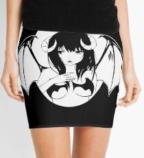 succubus kawaii sexy anime girl Mini Skirt