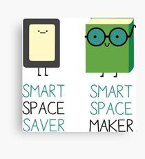 Books > ebooks Canvas Print