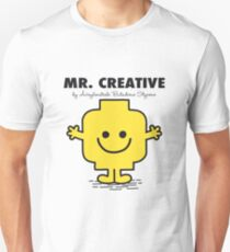 Mr Creative Unisex T-Shirt