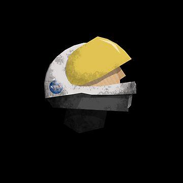 Astronaut. by BraDalli