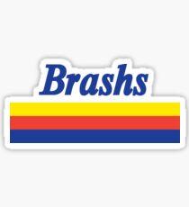 Brashs Light Sticker