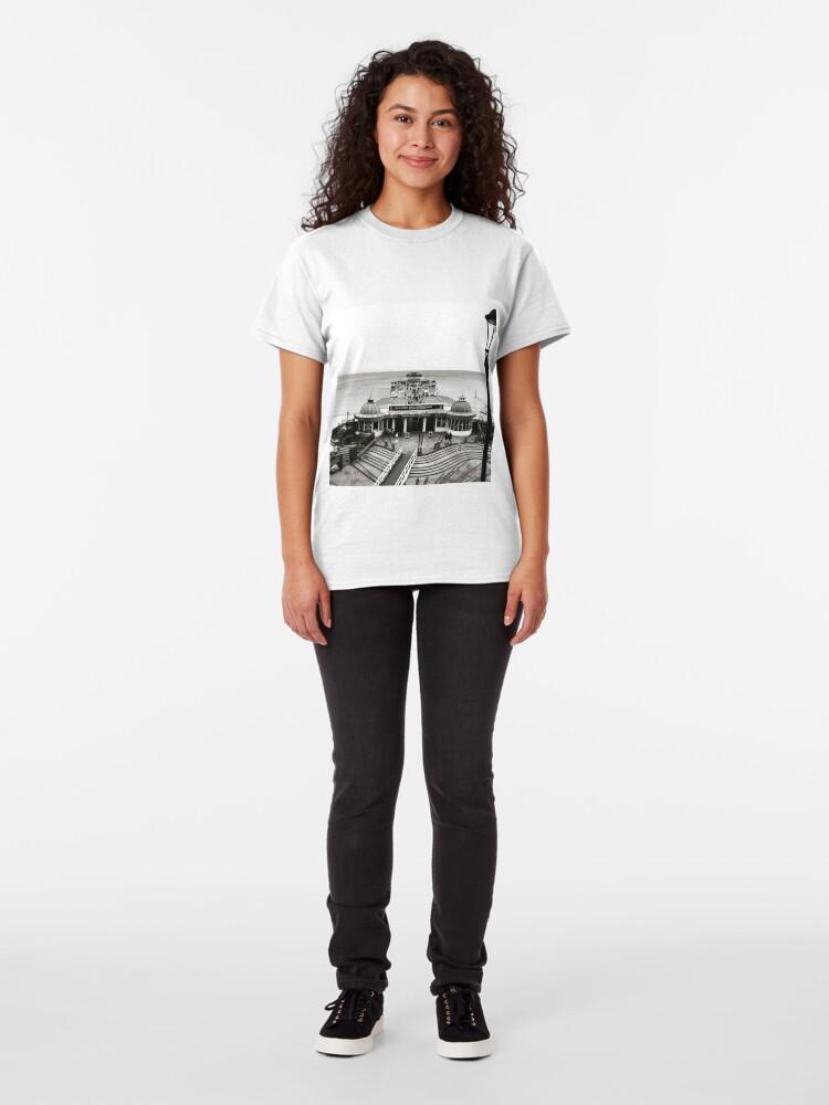 Alternate view of Cromer Pier Classic T-Shirt