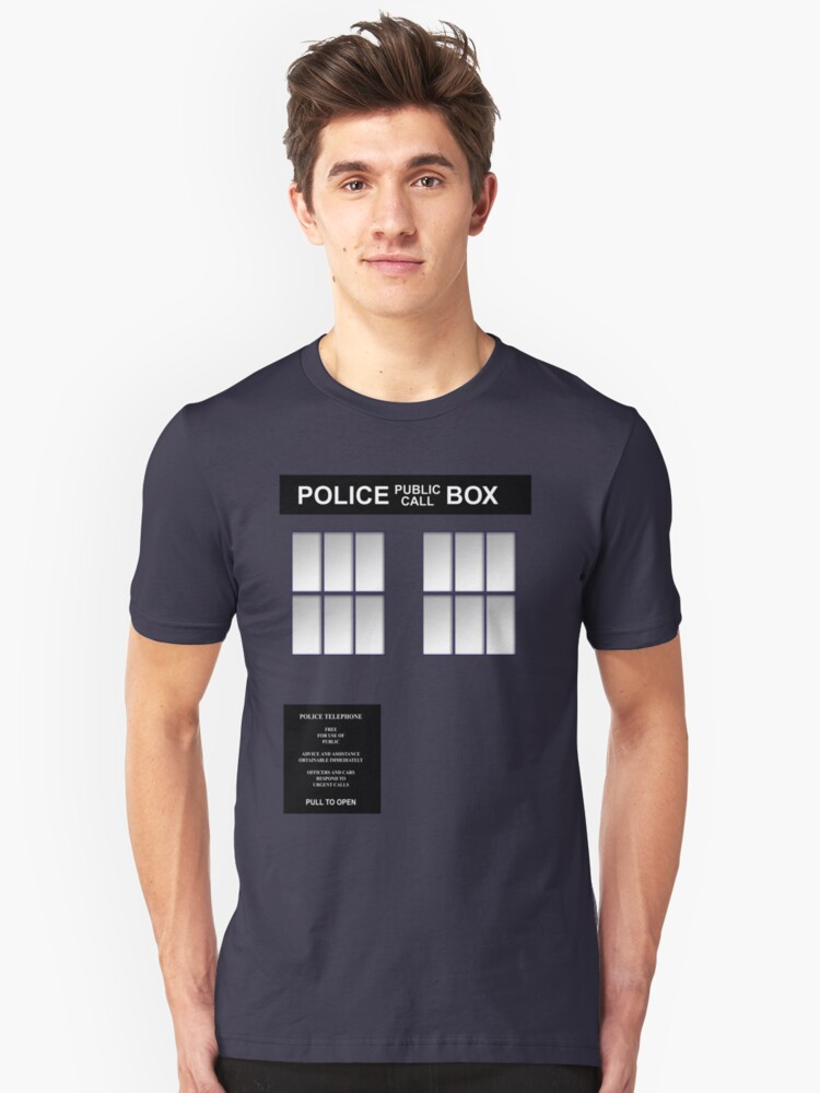 Police Box Classic Blue by simonbreeze