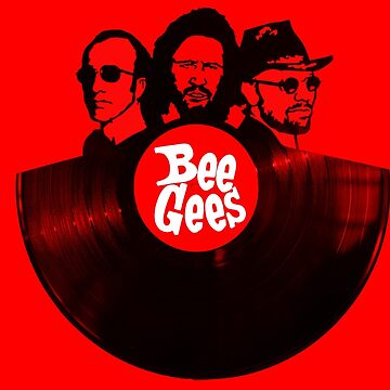 Bee Gees T-Shirt by rdbbbl