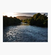 river garry Photographic Print
