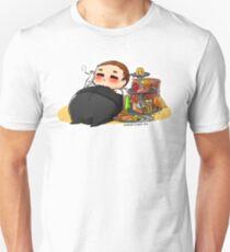 Fat!Mycroft Unisex T-Shirt