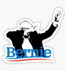 Bernie Dab Sticker