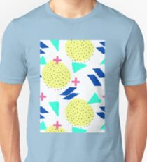 Throwback Abstract 1 Unisex T-Shirt