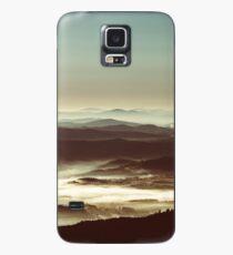 Weißes Meer Hülle & Skin für Samsung Galaxy