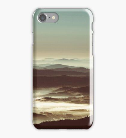 White sea iPhone Case/Skin