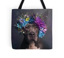 Flower Power, Destiny Tote Bag
