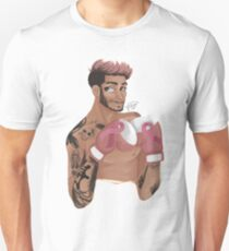 Knockout breast cancer Unisex T-Shirt