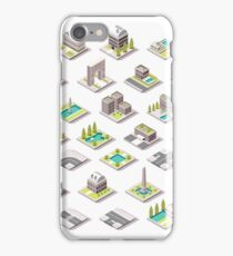 Game-Set-01-Building-Isometric iPhone Case/Skin