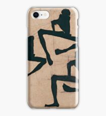 Egon Schiele - Composition with Three Male Nudes 1910 Egon Schiele  iPhone Case/Skin