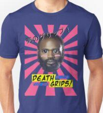 Death Grips - No Love Desu Web Slim Fit T-Shirt