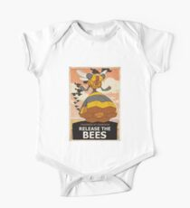 Release The Bees One Piece - Short Sleeve
