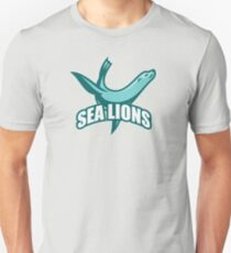 Sea Lions Unisex T-Shirt