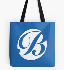 Barden Bellas (Blue) Tote Bag
