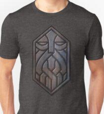 Steel Dwarven Sigil T-Shirt