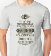 The Penniless Earl Unisex T-Shirt