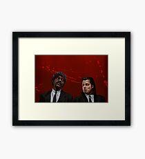 Jules & Vincent Framed Print