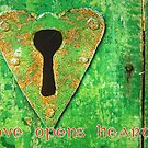 Love opens Hearts  by ©The Creative  Minds