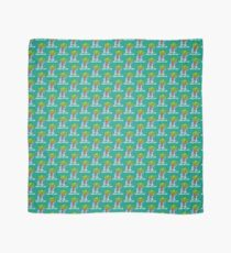 Muppet Babies - Bunsen - Raise The Roof - White Font Scarf