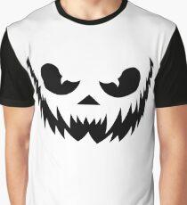 Jack-O-Lantern Graphic T-Shirt