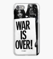 Darth Vader with Yoko Ono iPhone Case/Skin