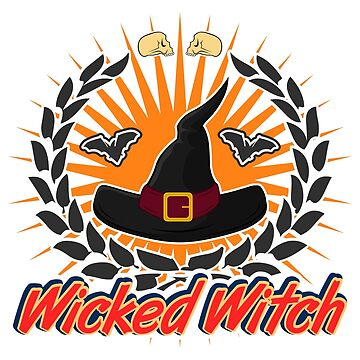 Wicked Witch by togin