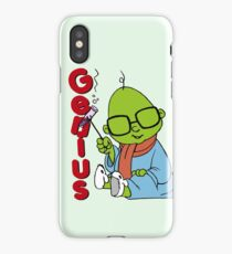 Muppet Babies - Bunsen - Genius iPhone Case/Skin