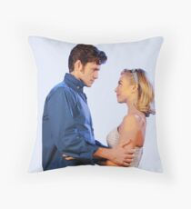 Summer Romance, Grease Live Throw Pillow
