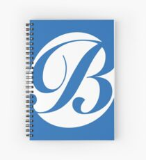 Barden Bellas (Blue) Spiral Notebook