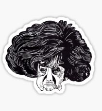 The Woman Whose Head Expanded Sticker