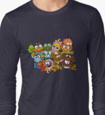 Muppet Babies - Group Long Sleeve T-Shirt