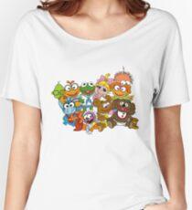 Muppet Babies - Group Women's Relaxed Fit T-Shirt