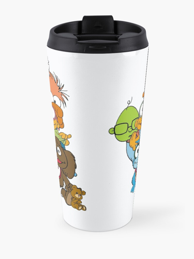 Alternate view of Muppet Babies - Group Travel Mug