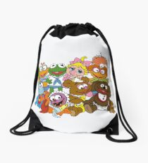 Muppet Babies - Group Drawstring Bag