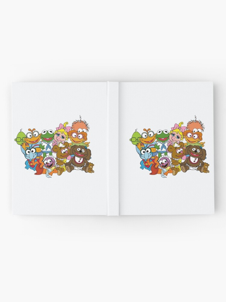 Alternate view of Muppet Babies - Group Hardcover Journal